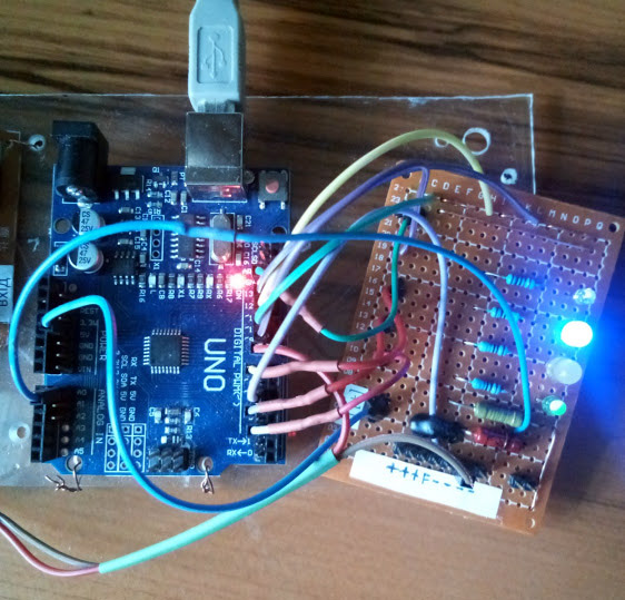 Arduino UNO. Чергове оновлення функціоналу